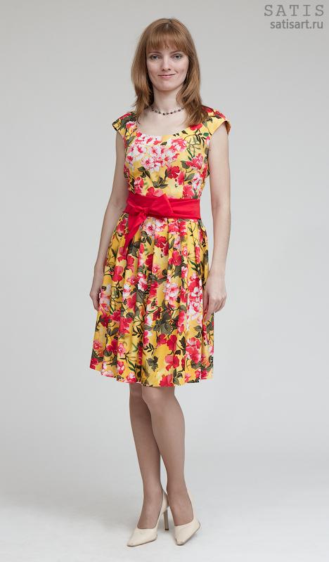 Купить Ткань Платье Минск