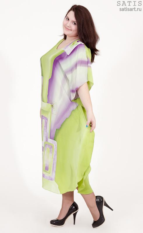 Купить женскую одежду из натуральных тканей