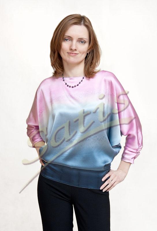 66a34b678c5 Trueqaqeity — Купить блузки из натурального шелка