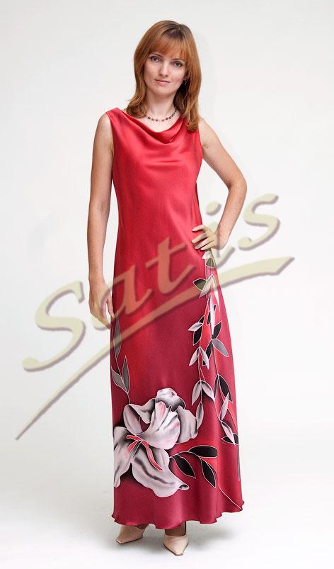869c05ff245 Шелковые платья - одежда из натурального шелка - купить