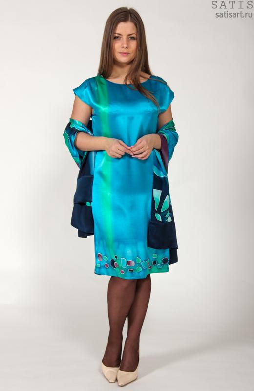 Женская Одежда Из Натурального Шелка Интернет-Магазин