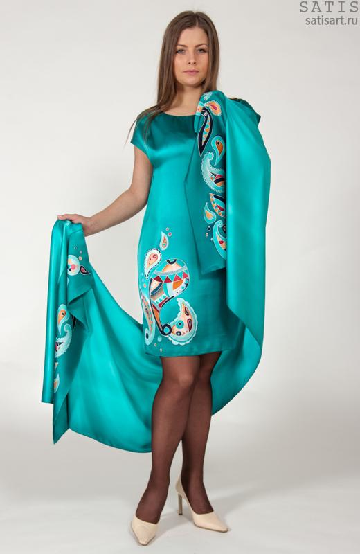 Шелковые платья интернет-магазин