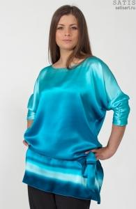 Шелковые Блузки В Уникло