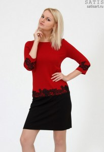 dress-trikotazh-short-red-kruzhevom13