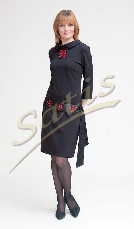 Платье из трикотажа Модно носимШирина.  Tue Jun 12 2012 20:11:18Автор.