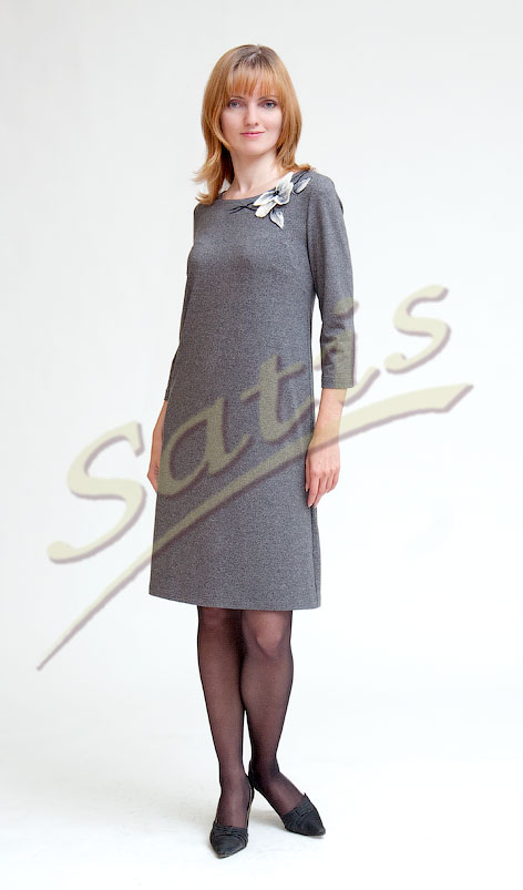 ... платья футляр из трикотажа 2012 от.